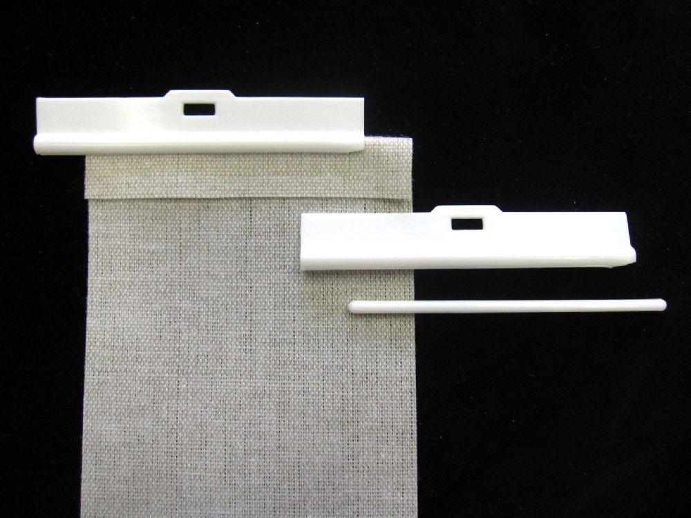 Diy Vertical Blind Slat Hangers Holder Clips 127mm Slat